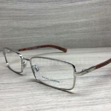 Ralph Lauren PH 1124 Eyeglasses Silver Brown 9219 Authentic 55mm