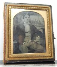 Framed 1860s Collectable Antique Photographs (Pre-1940)