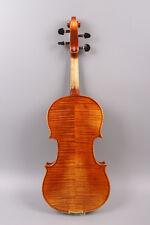 New yinfente violin Handmade Stradivari 1715 model Violin+bow+case+rosin #1026