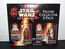 STAR WARS ~ EPISODE I FIGURE 2-PACK OBI-WAN & YOUNG ANAKIN (NABOO) FIGURE - NOC