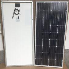 Pannello solare fotovoltaico 150 W 12 V monocristallino