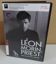 Leon Morin, Priest (The Criterion Collection) - 715515084710 - EX-LIBRARY