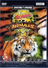 BBC Descubre y Aprende Todo sobre Animales Vol. 5 (DVD)