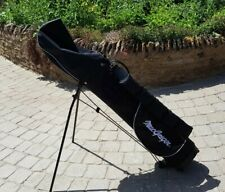 Black MacGregor Golf Club Carry Stand Bag with Hood