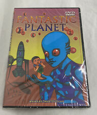 FANTASTIC PLANET DVD Movie East West / New Sealed
