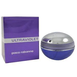 Paco Rabanne Ultraviolet 80 ml Eau de Parfum EDP