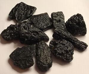 Natural Tektite Meteorite Fragment Piece 28mm-35mm UK SELLER Genuine Indochinite