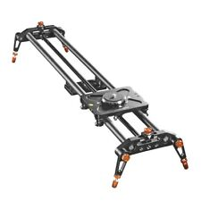 walimex pro Carbon Follow Focus Parallax Video Slider, ruckelfrei, 120cm Fahrweg