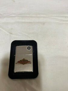 zippo budwieser clydsdales lighter new in tin