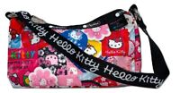 LeSportsac Hello Kitty Collector Exclusive Deluxe Lulu Bag, Hello Kitty Zip Pull