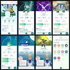 Pokémon Account Go Level 40   98 Shiny   167 Legendary   154,4*pokemon