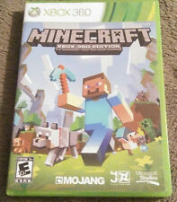Minecraft (Microsoft Xbox 360 EDITION, 2013) GAME DISC AND CASE FREE SHIPPING!!!