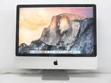 "Apple iMac Mid 2007 Core 2 Duo@2.8 GHz 4GB 500GB HDD 24"" OS X Yosemite/office"