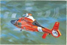 Trumpeter 05107 - 1:35 US Coast Guard HH-65C Dolphin Helicopter - Neu