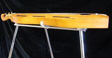 Dulcimer Musical Instrument Adjustable Steel Stand - 3 legs