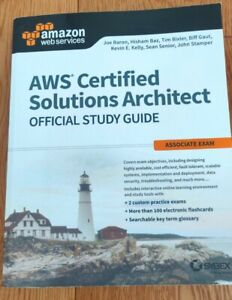 AWS Certified  Solutions Architect Official Study Guide Sybex Verlag 455 Seiten