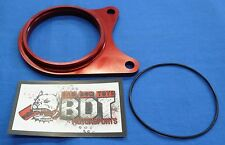 HONDA ATC 250R ATC250R BILLET REAR BRAKE STAY PLATE 1985 RED NEW BDT MOTORSPORTS
