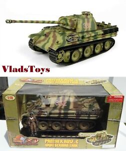 Ultimate Soldier 1:18 Panther Ausf.G Red 332 Eastern Front 1943 21st Century Toy