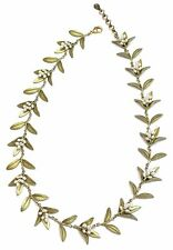 Flowering Myrtle Necklace By Michael Michaud #8195