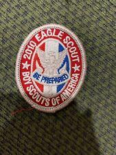 2010 Eagle  Scout Patch BSA