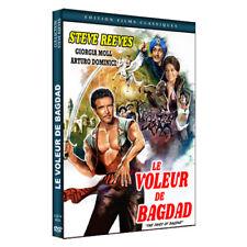 LE VOLEUR DE BAGDAD avec Steve Reeves 1961 DVD VF