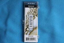Bari Original Series Synthetic Alto Sax Reed, Medium Strength, BRASM