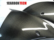 2009 - 2014 YAMAHA YZF R1 CARBON FIBER FRONT SIDE PANELS