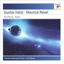 Holst: The Planets, Op. 32, Ravel: Bolero, New Music