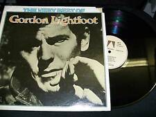 VERY BEST OF GORDON LIGHTFOOT-LP-UNITED ARTISTS-VG++