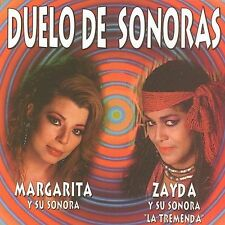 MARGARITA Y LA SONORA DE MARGARITA - DUELOS DE SONORAS (NEW CD)