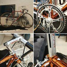 Bici Wilier Triestina RAMATA panto Campagnolo EROICA vintage old bike size 50x52