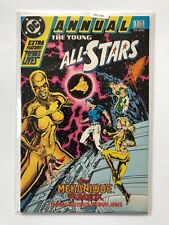 Young All-Stars Annual #1 1988 DC High Grade Comic Book *NM* MO-200