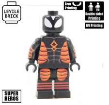 LEYILE BRICK Custom Spider-Man #1 Insulated Lego Minifigure.