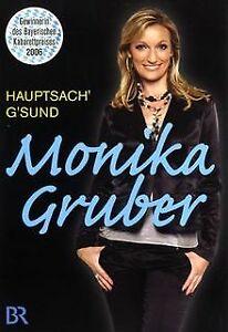Monika Gruber - Hauptsach' g'sund   DVD   Zustand sehr gut