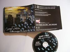 GARY JULES dtla (downtown Los Angeles) – 2003 EU CD PROMO – Pop Rock - RARE!