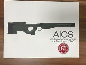 Original Accuracy International ACIS Chassis Brochure