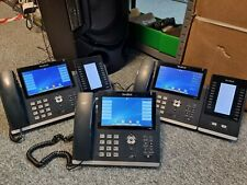 More details for set of 3 yealink gigabit ip phone sip-t48g - 2 with exp40 expansion modules