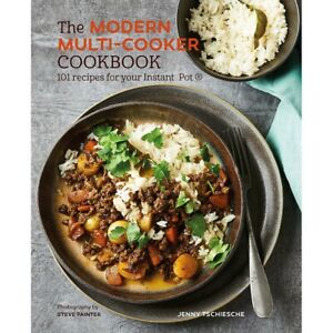 The Modern Multi Cooker Cookbook (Hardback), Books, Brand New