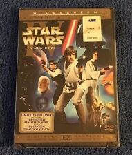 Star Wars (DVD, 2006, 2-Disc Set, Limited Edition Widescreen) Brand New, Reg 1