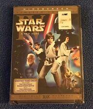 Star Wars (DVD, 2006, 2-Disc Set, Limited Edition Widescreen) Brand New, Reg 1