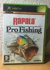 XBOX CLASICA PRIMERA ESPAÑOL - RAPALA PRO FISHING