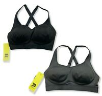 High Support Convertible Strap Bra - All in Motion - Various Sizes/Colors - S553