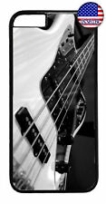 Bass Guitar Rock Music Rubber Case Cover For iPhone 11 Pro Max Xs XR 8 Plus 7