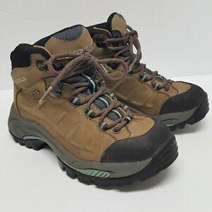 VASQUE Caldera GTX Women's 7443 Gore-Tex Trail Hiking Boots Shoes 6 M Khaki