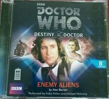 India Fisher & Michael Maloney - Doctor Who: Destiny Of The  - Enemy Aliens CD