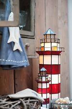 LumiLamp Stehlampe Lichtsäule Tiffany-Stil Leuchtturm  5LL-1166