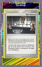 QG Galaxie - Platine - 106/127 - Carte Pokemon Neuve Française