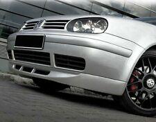 Für VW Golf 4 Front Spoiler Lippe Frontschürze Frontlippe Frontansatz Jubi