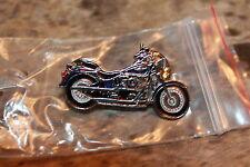 Harley Davidson Fat Boy Motorcycle HOG Hat Jacket Lapel Pin 0359 enamel new