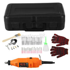 🔥220V 37000RPM Chain Saw Sharpener Chainsaw Electric Grinder File Tools W/ Box